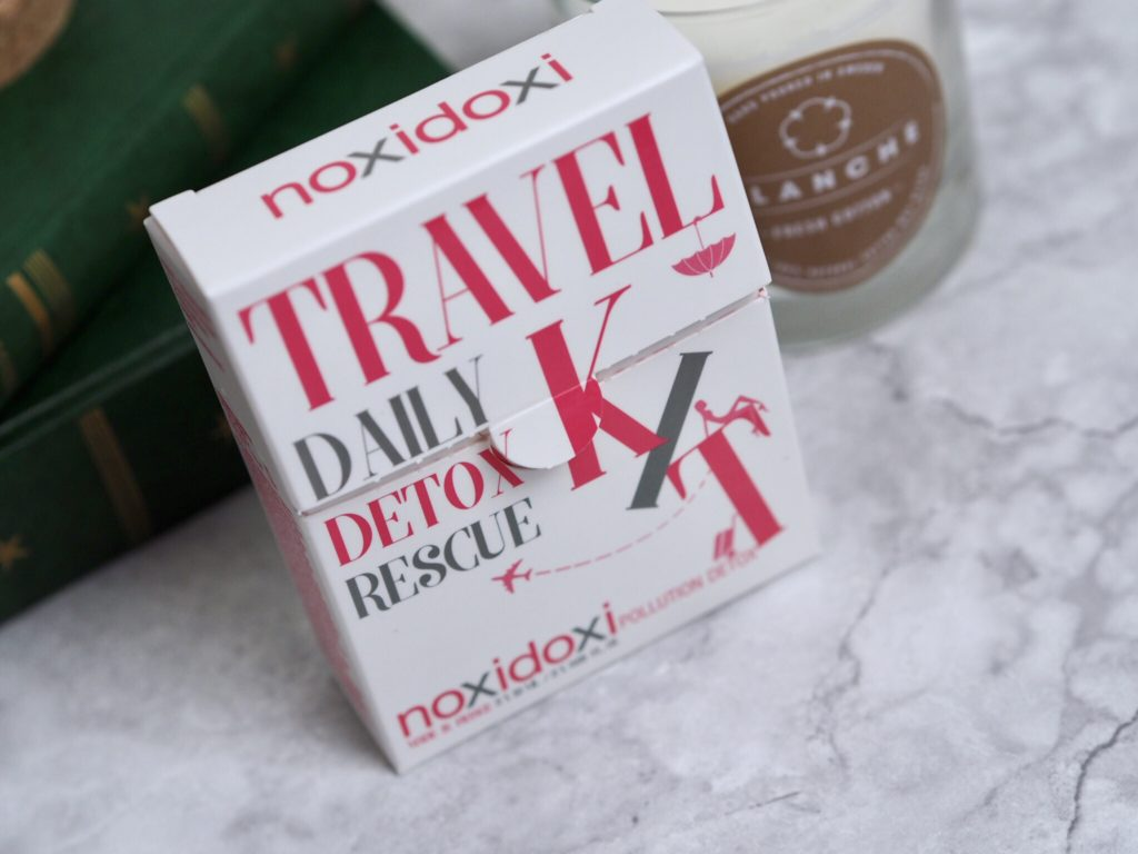 Sommarens Travelkit från Noxidoxi