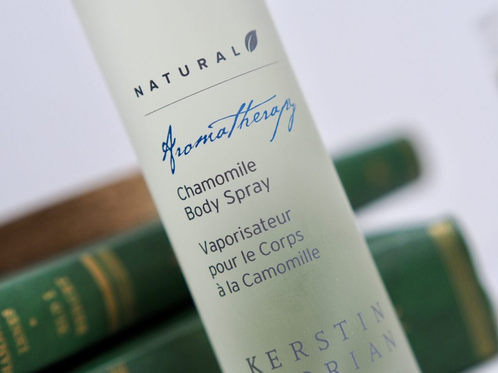 Natural Chamomile Body Spray
