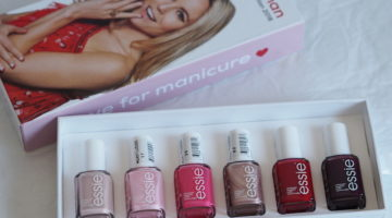 Love for manicure