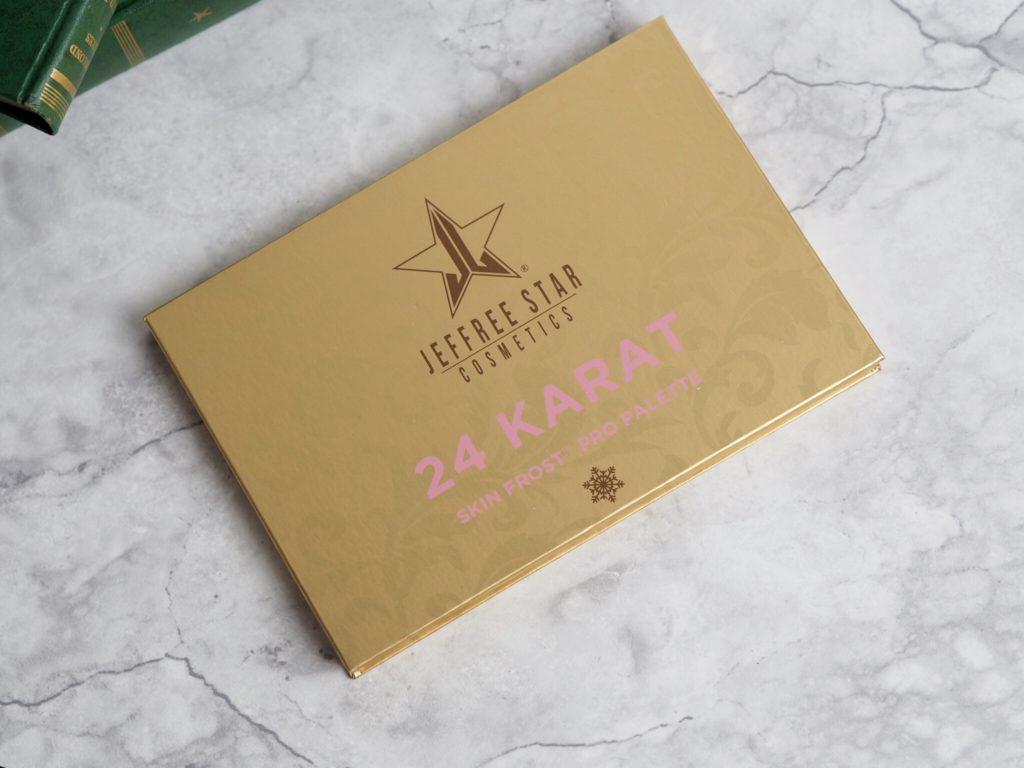 Jeffree Star 24 Karat Skin Frost Pro Palette