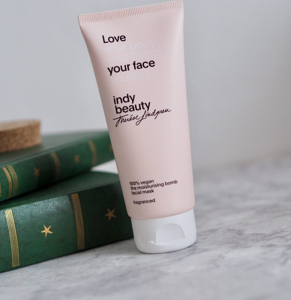 The Moisturising Bomb Facial Mask