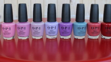 OPI Peru Collection