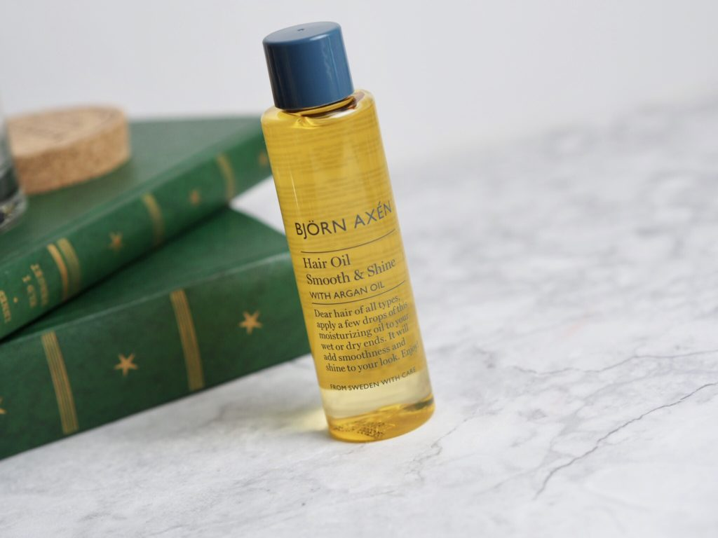 Smooth and Shine Hair Oil