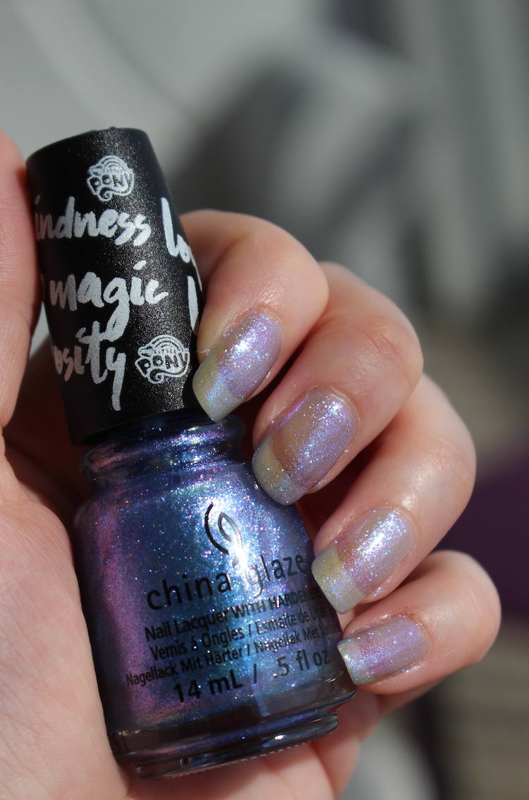 China Glaze My Little Pony Collection