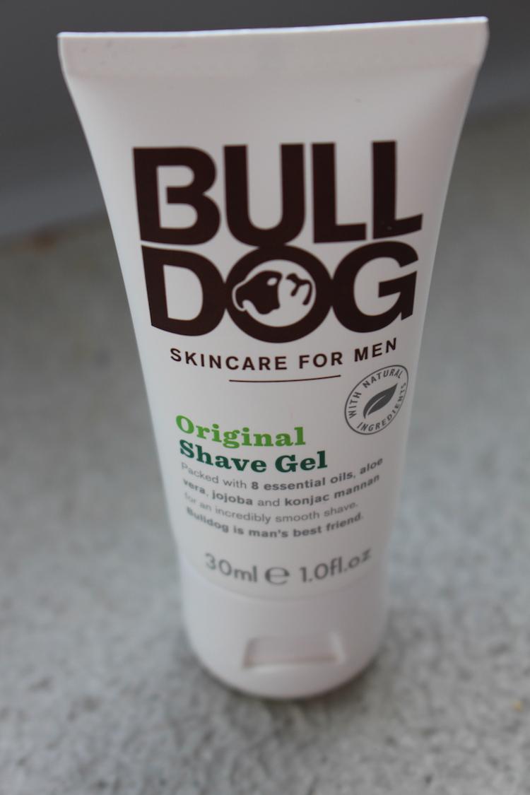Original shave gel