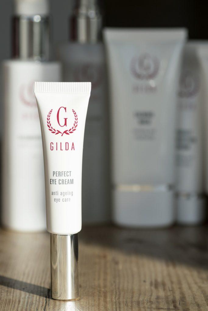 Skräddarsydd hudvård från Gilda Cosmetic Perfect Eye Cream