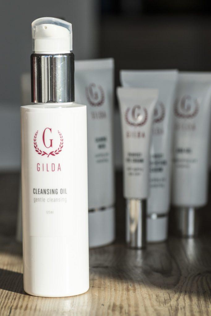 Skräddarsydd hudvård från Gilda Cosmetic Cleansing oil