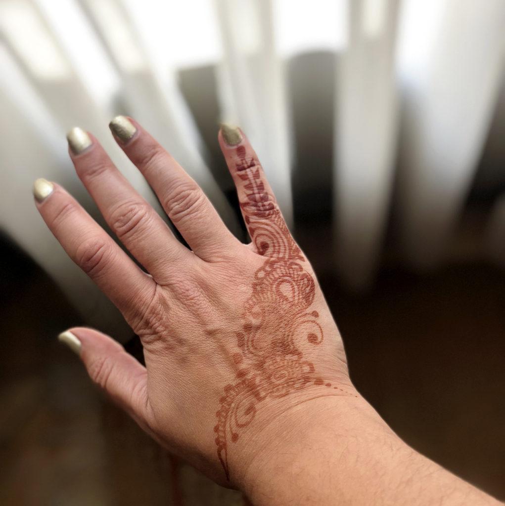 mehndi, henna