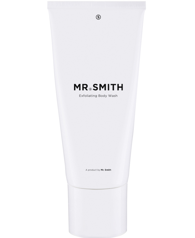 Mr. Smith Exfoliation body wash