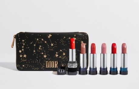 Rouge dior couture collection