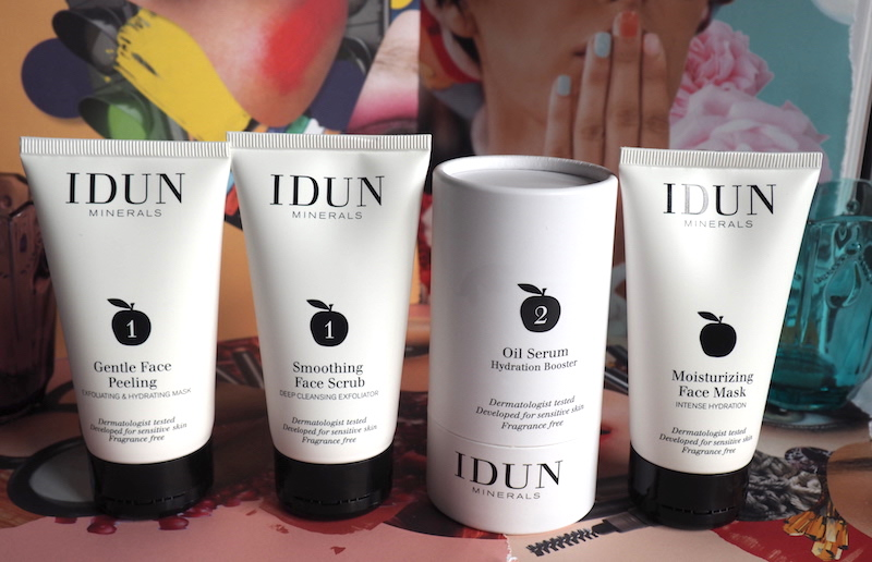 Idun Minerals Hudvård