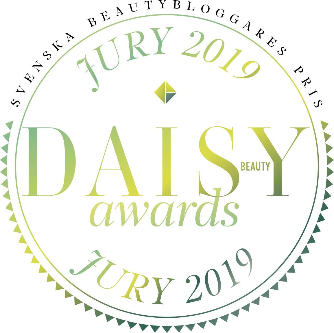 Årets bästa kroppsvård – Daisy Beauty Awards 2019