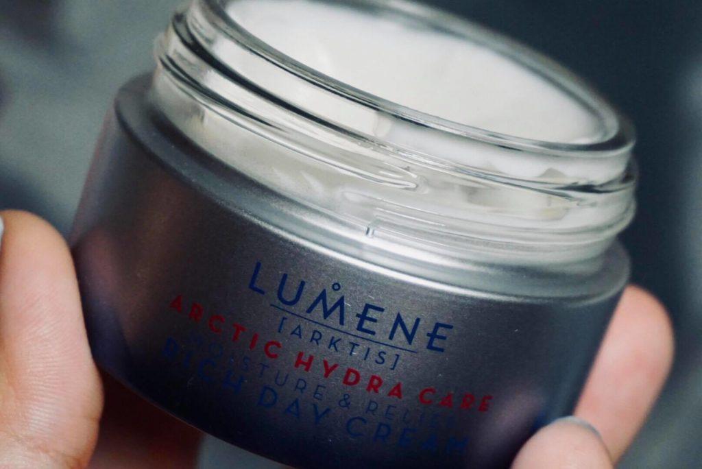 Lumene arctic hydra care moisture & relief