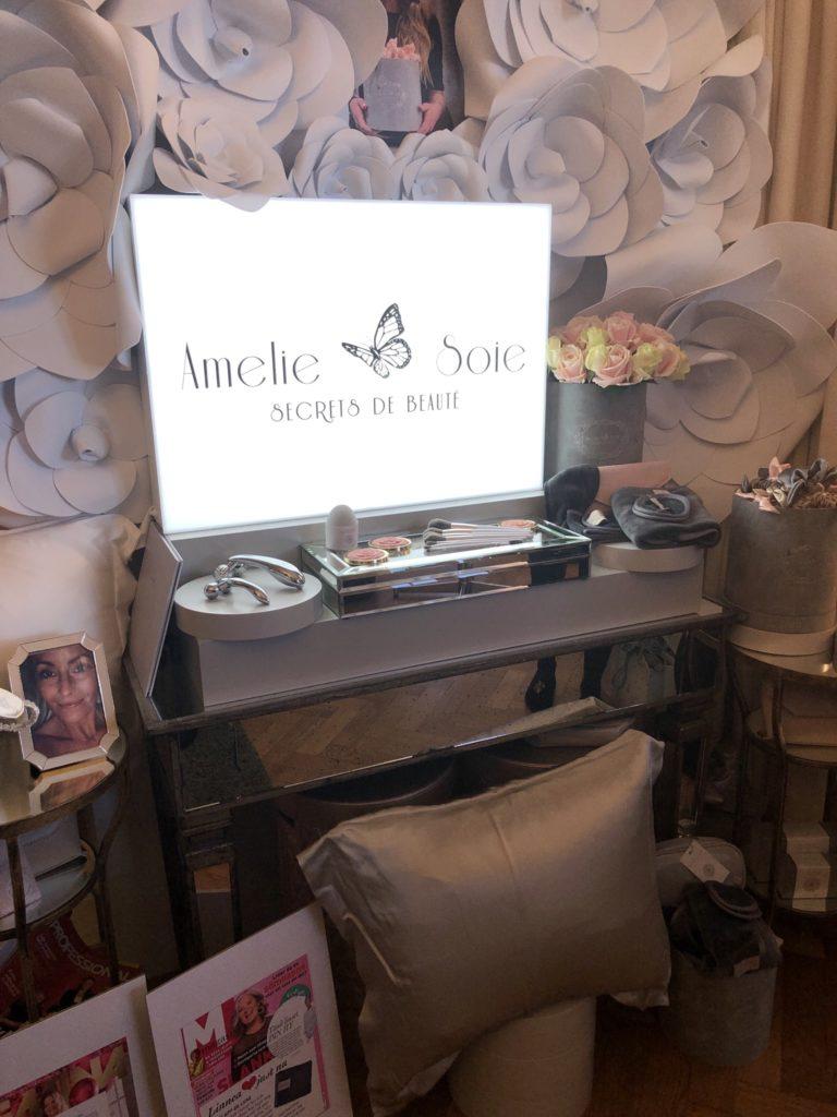 Daisy Beauty Expo 2019 Amelie Soie