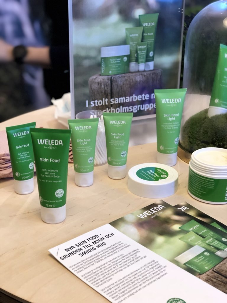 Daisy Beauty Expo 2019 Weleda