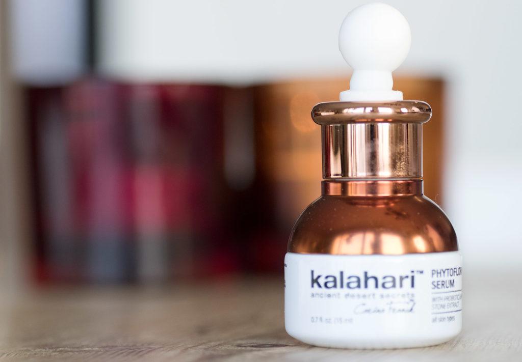 hudvård från Kalahari Phytoflora Serum