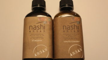 Nashi Argan hydrating Shampoo & conditioner