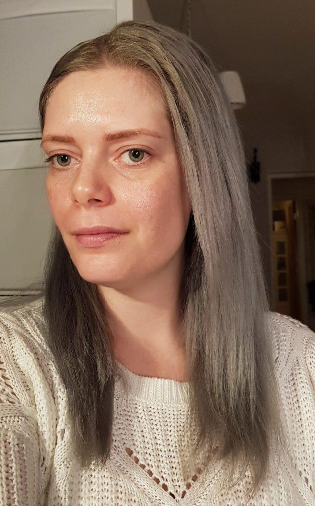 platta kort hår