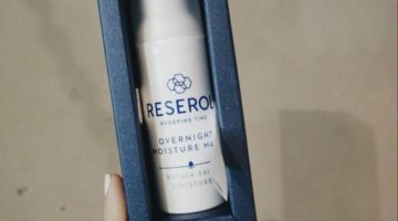 reserol overnight moisture mask