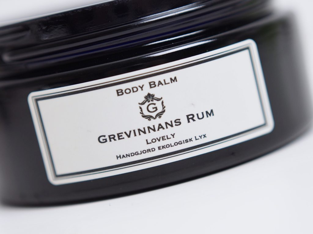 Body Balm Lovely