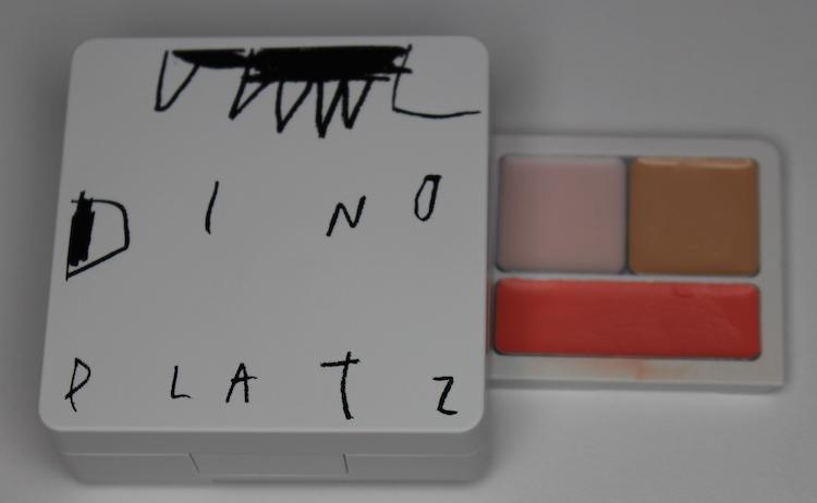 Dinoplatz U.F.O palette