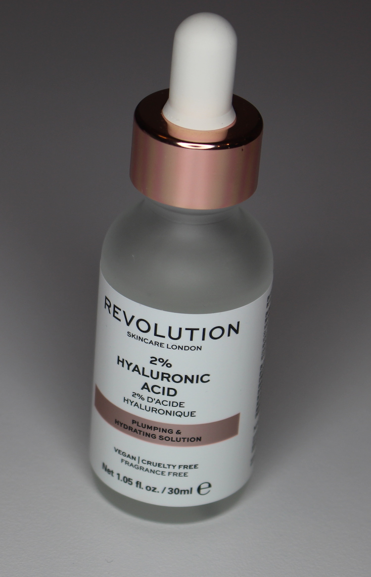 Revolution Skincare Plumping and Hydrating Serum