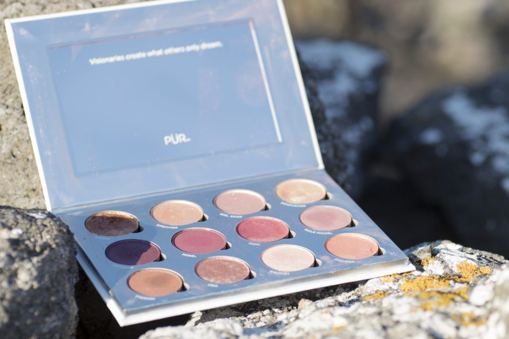 Daisy Beauty Awards Pür Visionary Eyeshadow Palette