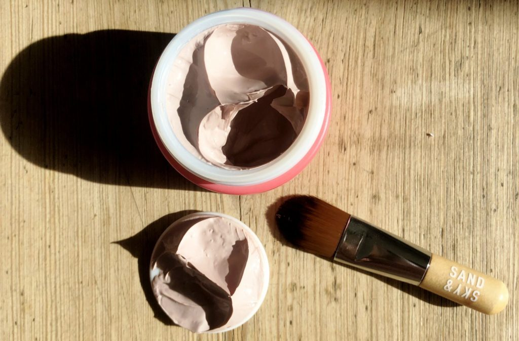Sand & Sky Australian Pink Clay Porefining Mask