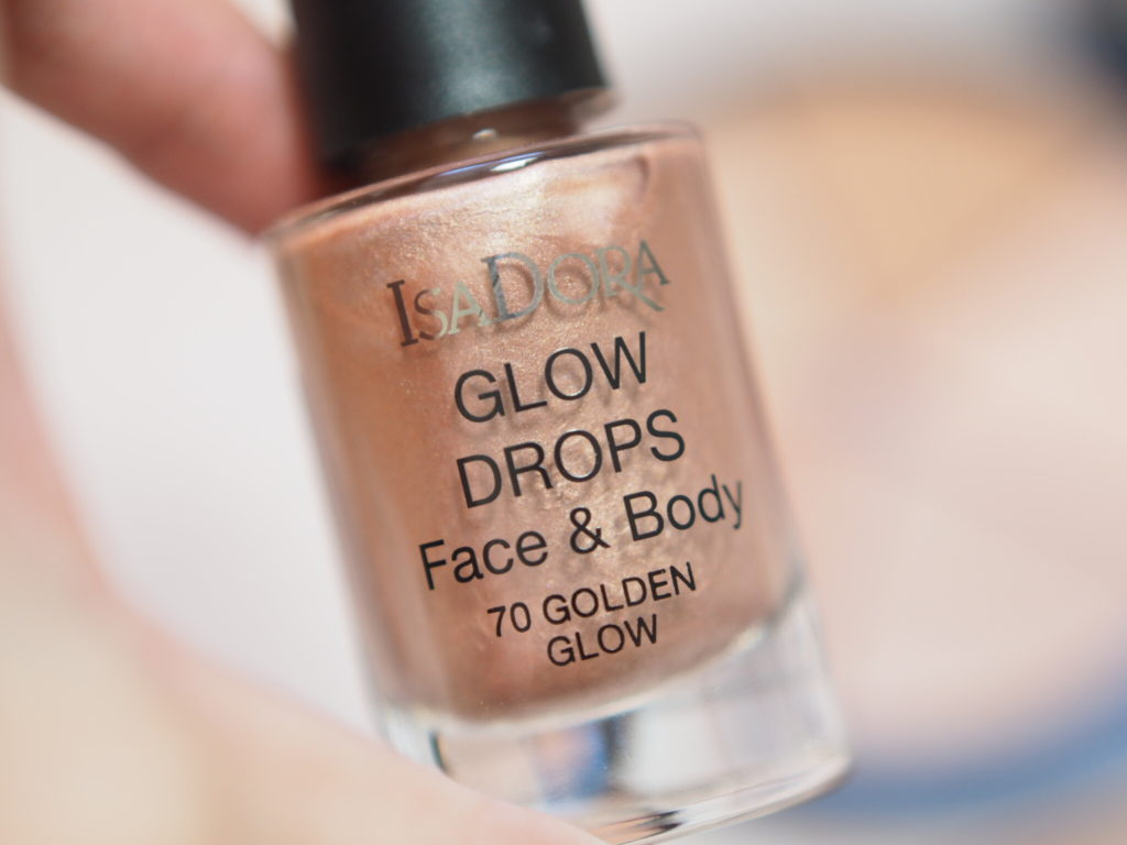 Bronze och glow