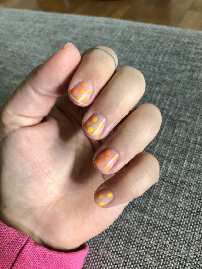 prickiga naglar