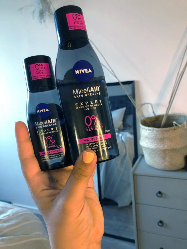 nivea micellair expert