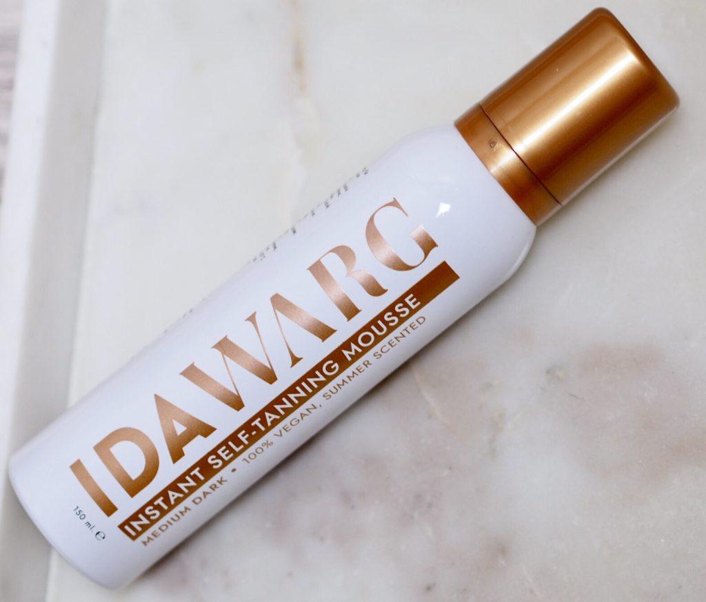 Ida Warg Instant tan self tanning mousse