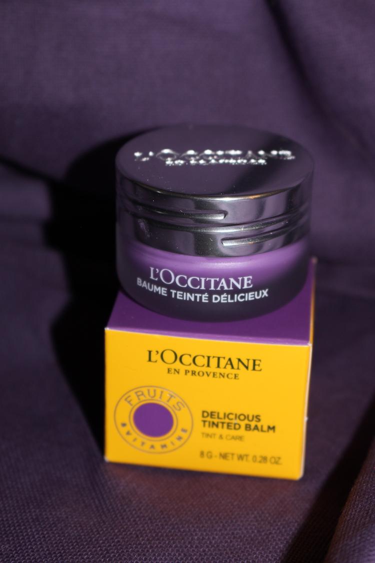 L'Occitane Delicious Tinted Balm