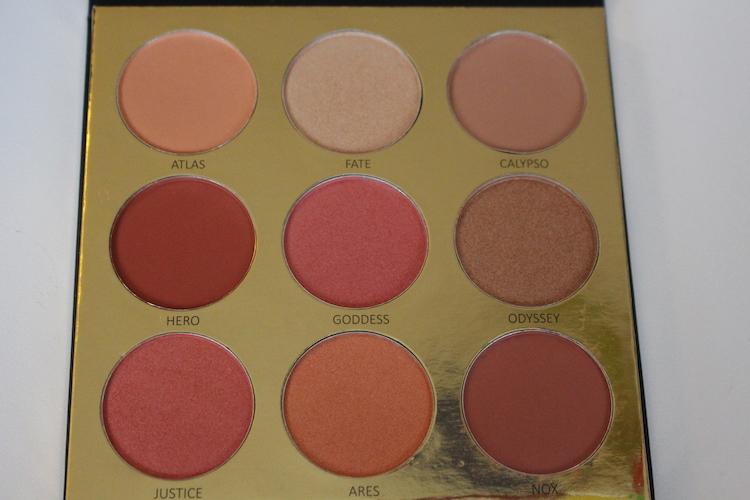 Laritzy Athena palette