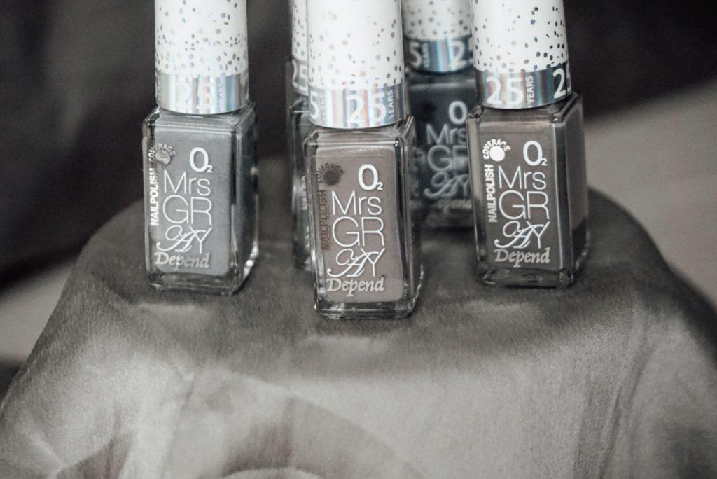 6 shades of gray