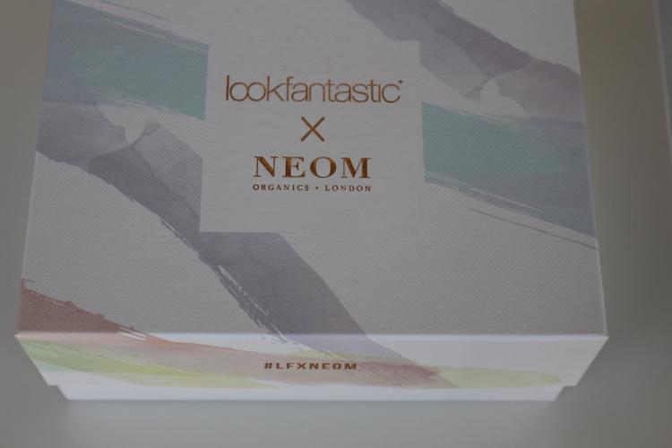 Lookfantastic Neom beautybox