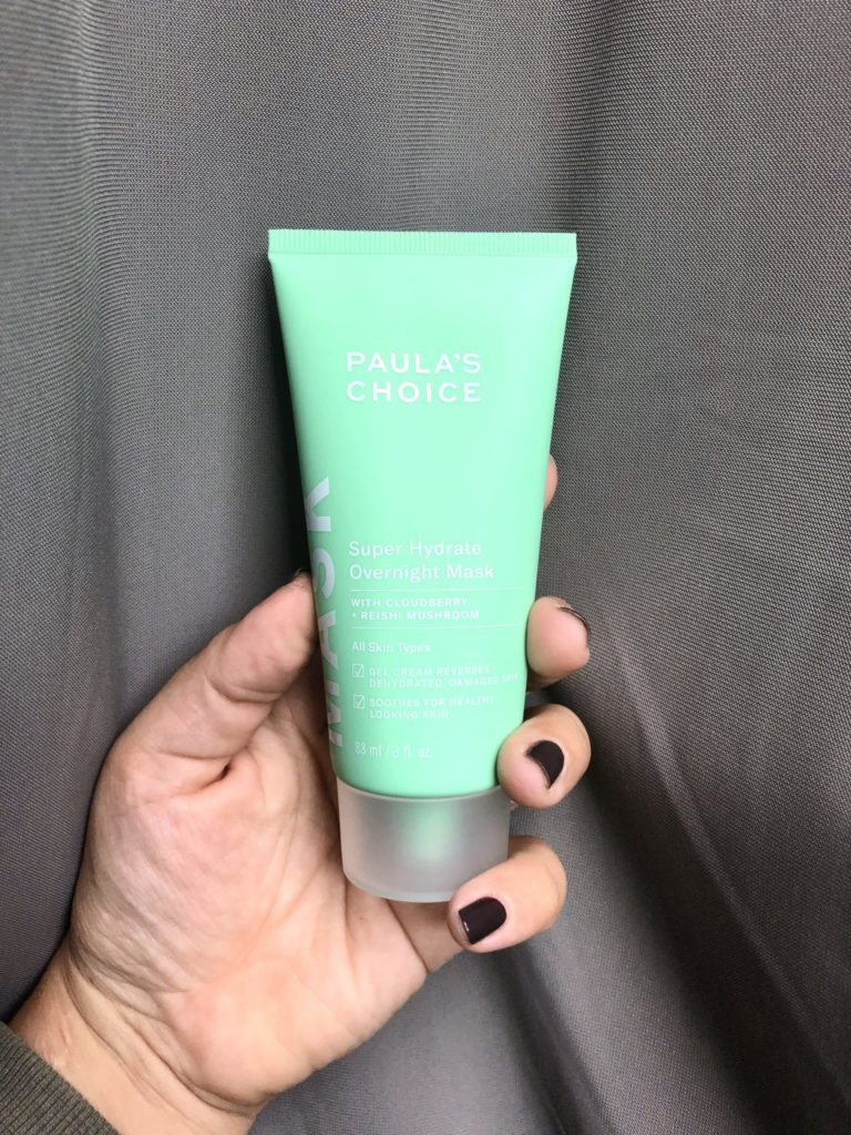 Paulas Choise Super Hydrating Overnight mask