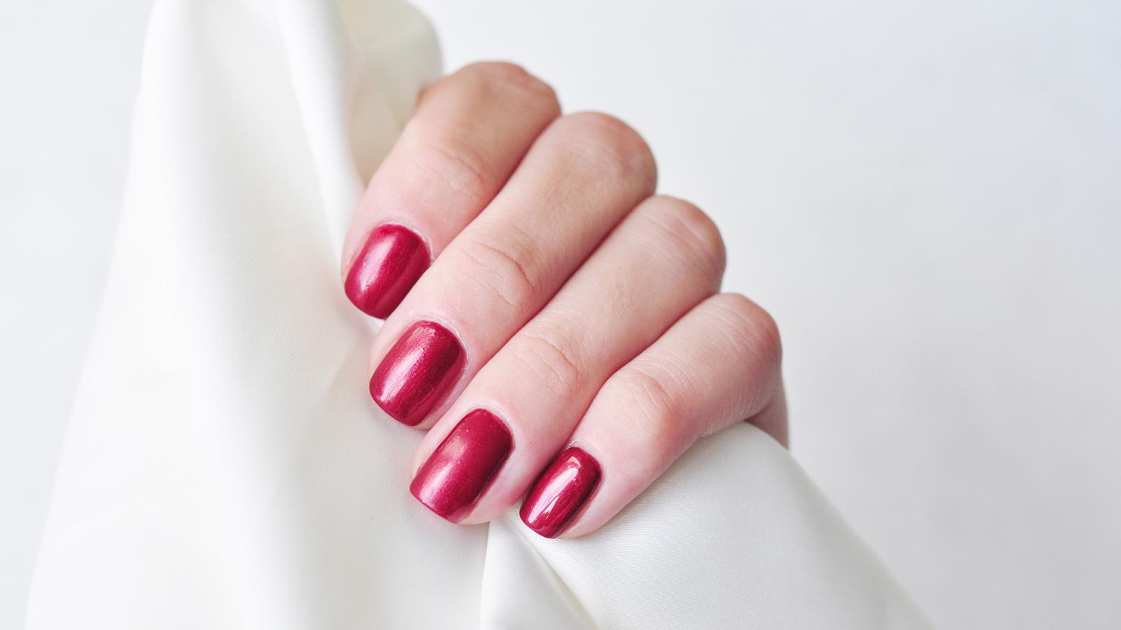 Höstigt nagellack