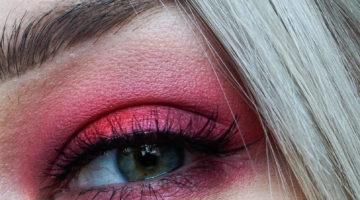 Rött och sotigt