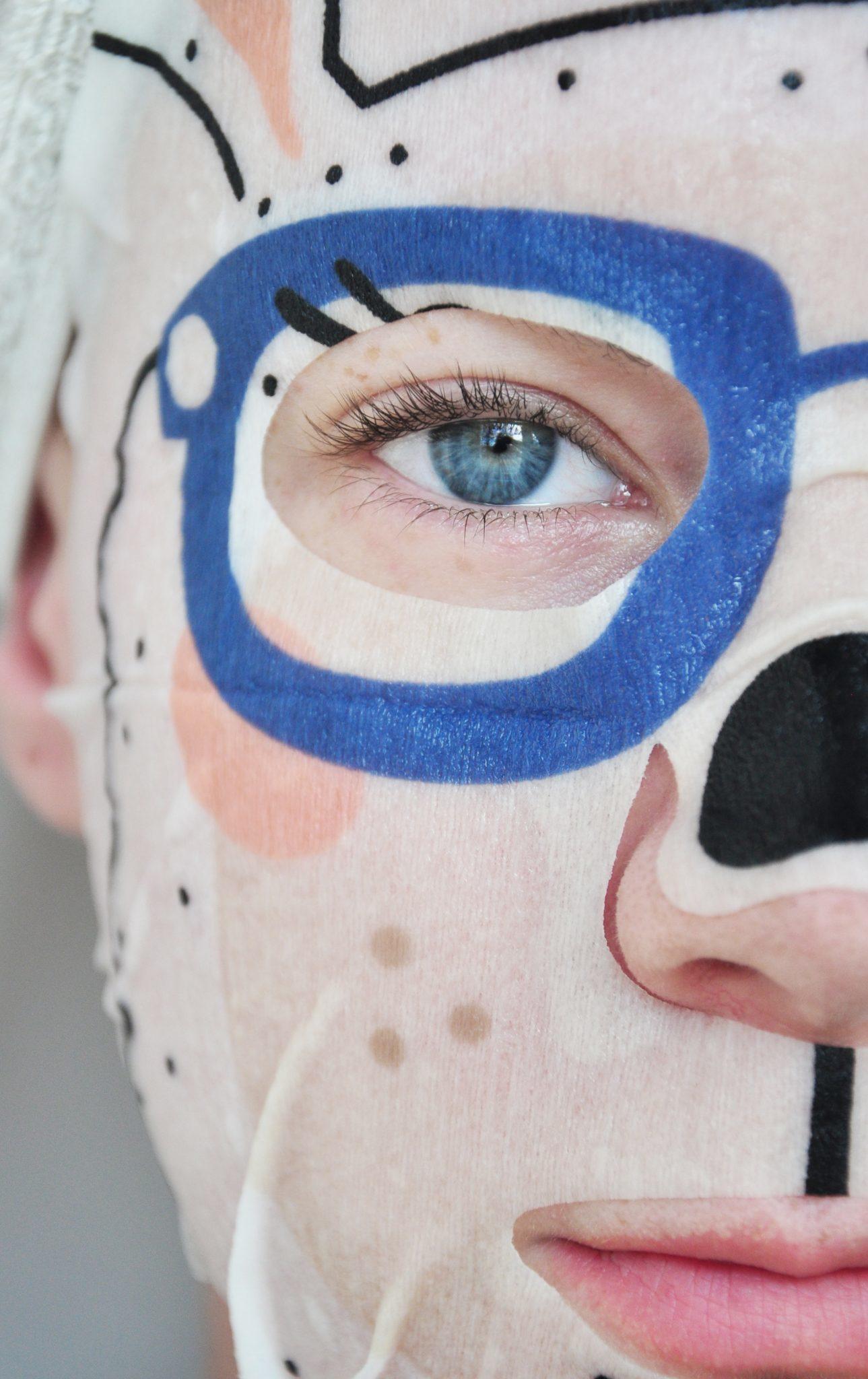 billig sheet mask