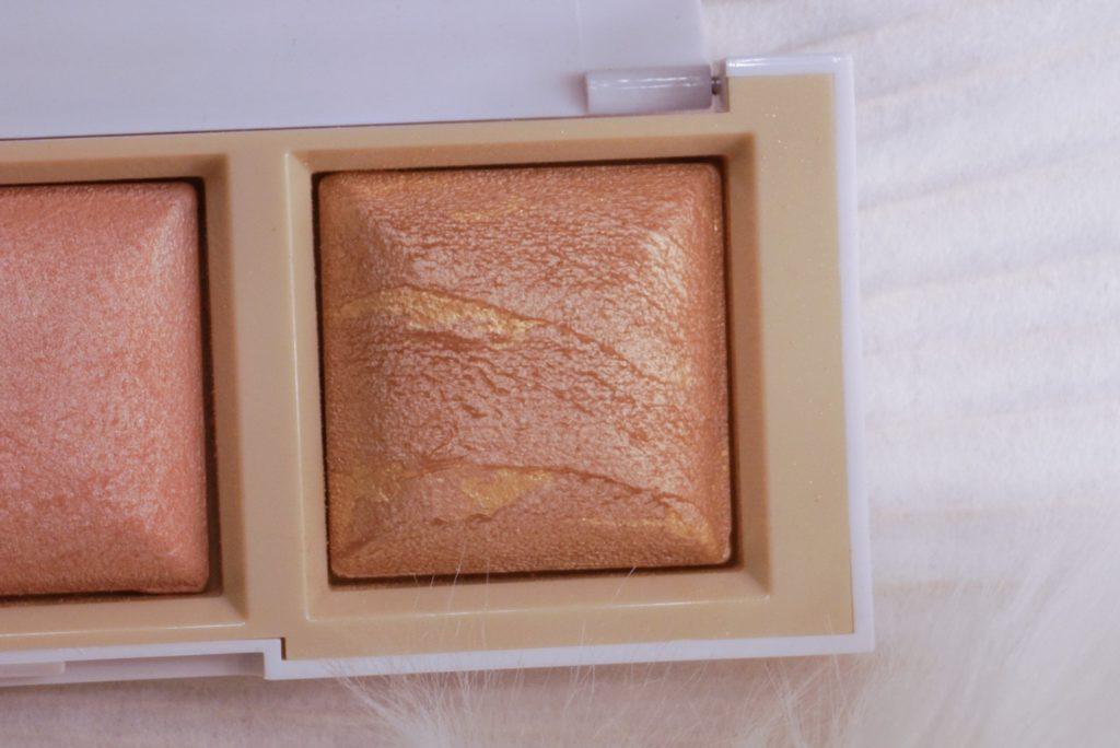 Capric Face palette apricot