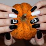 Årets Halloween naglar