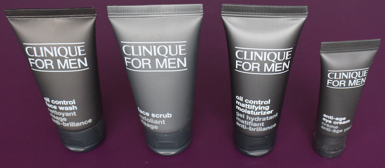 Clinique for Men Great Skin to Go