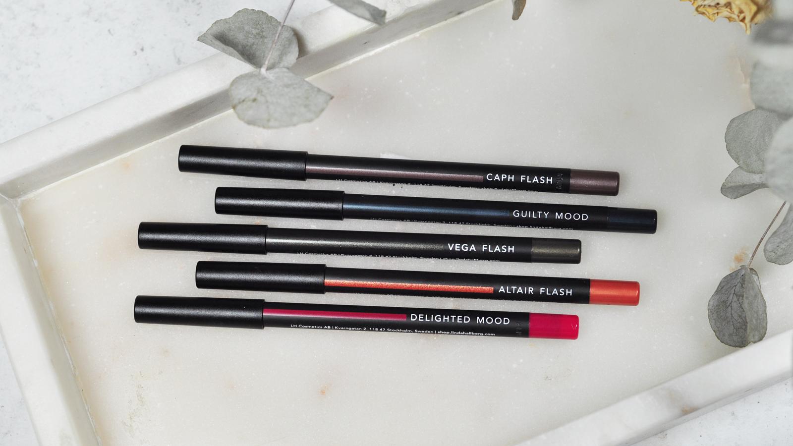 Linda Hallberg Fusion Crayons