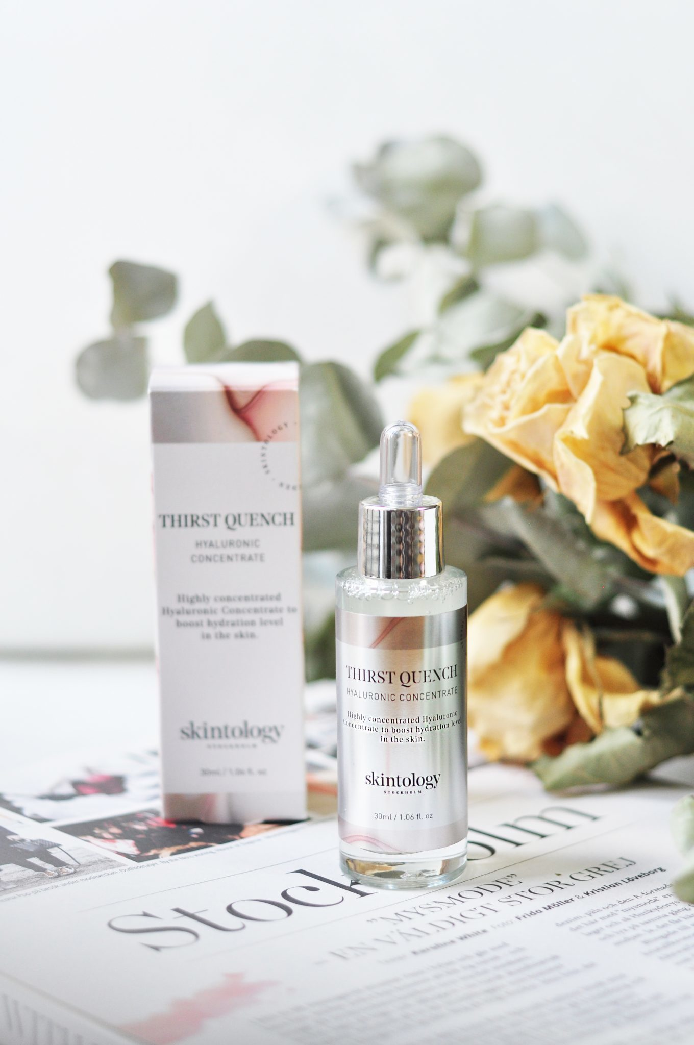 Thirst Quench Hyaluronic Concentrate