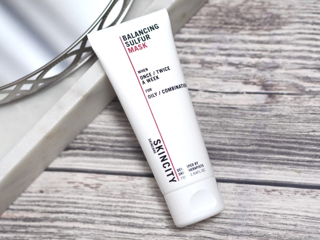 Skincity Skincare Balancing Sulfur Mask