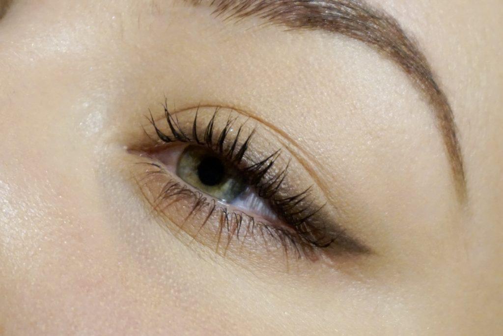 markera ögat rejält med skugga