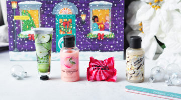 The Body Shop Julkalender