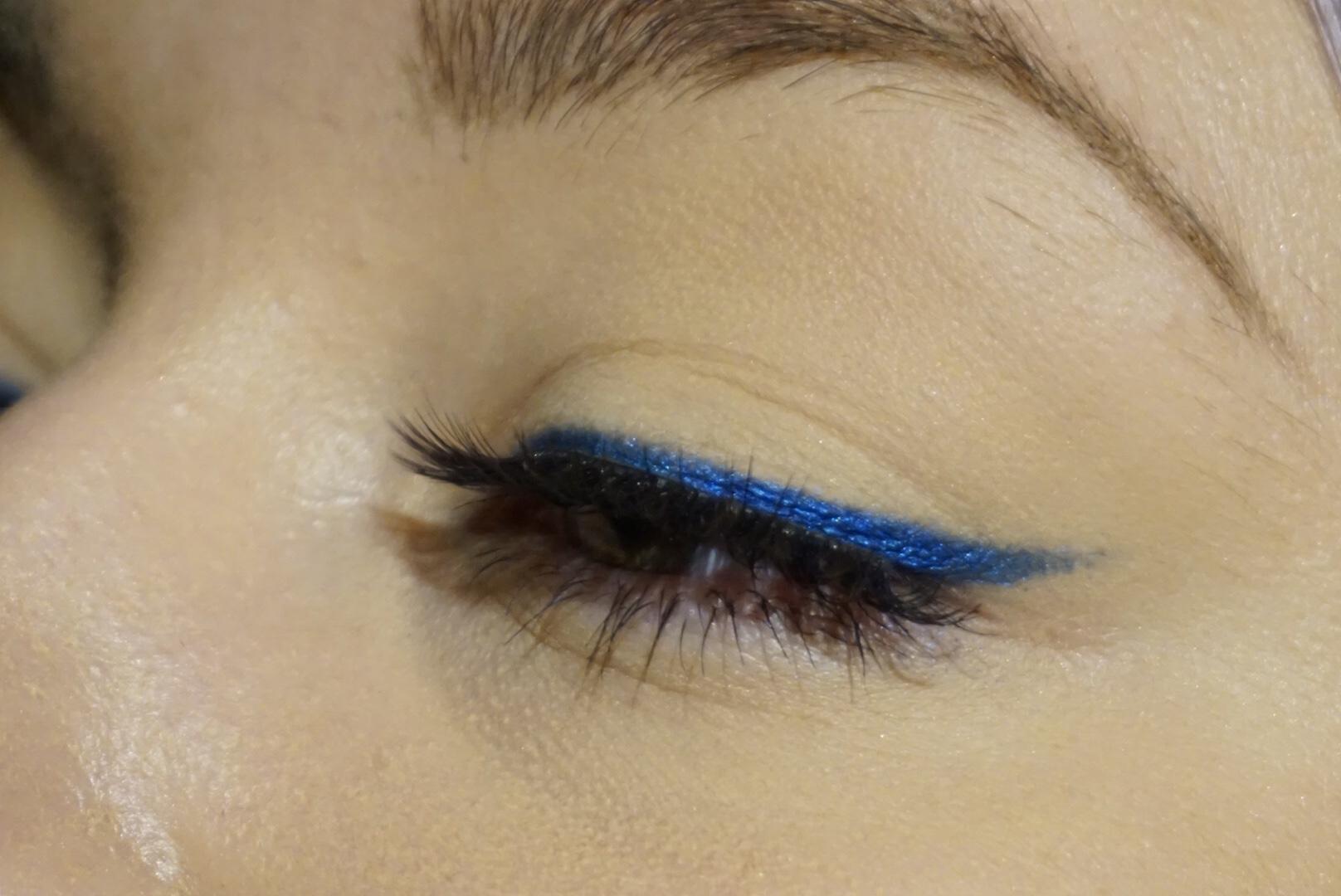 blå liner