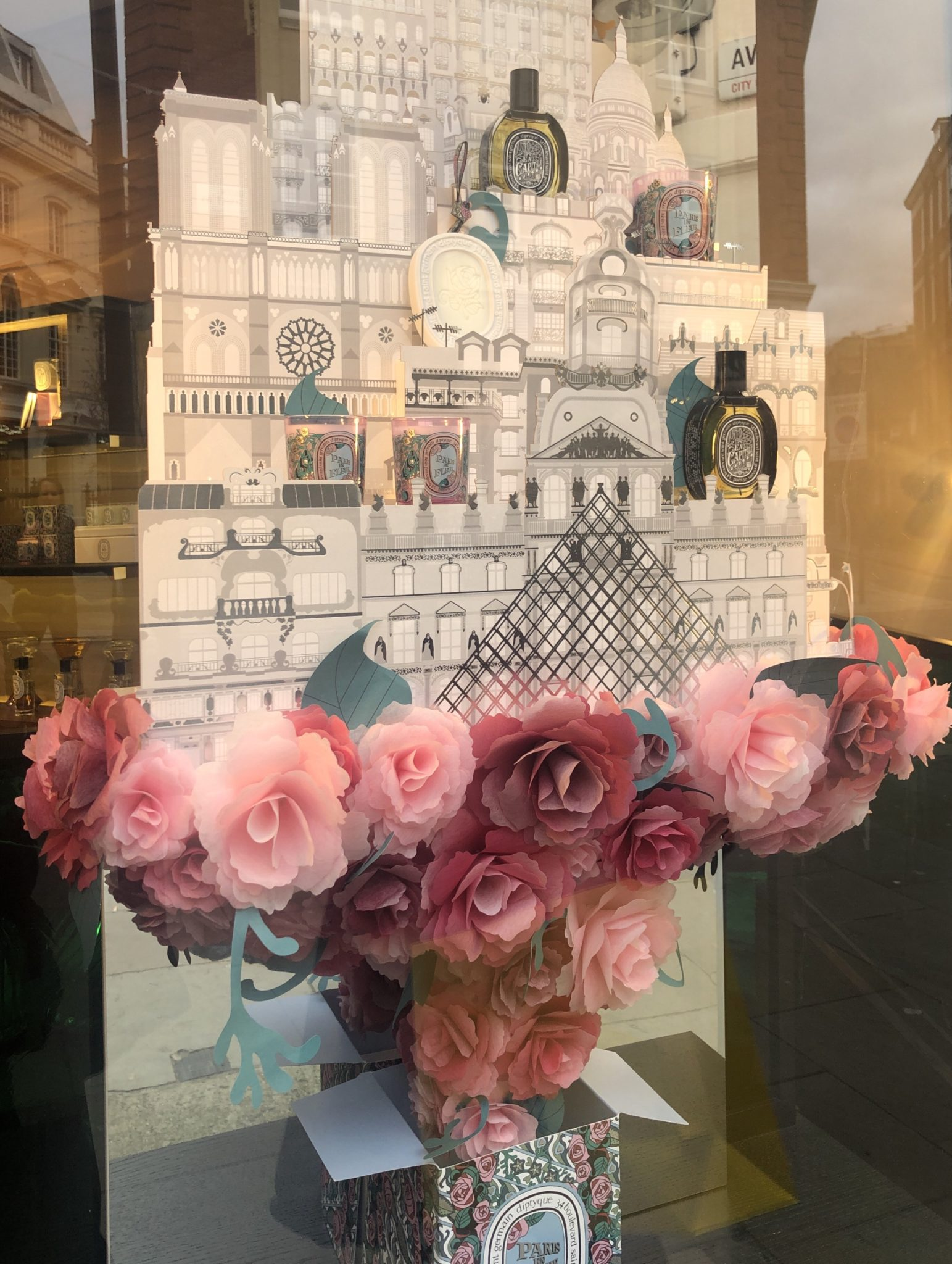 Stilspaning i London